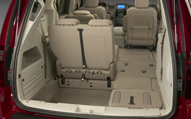 Inside Of Dodge Minivan Autos Post