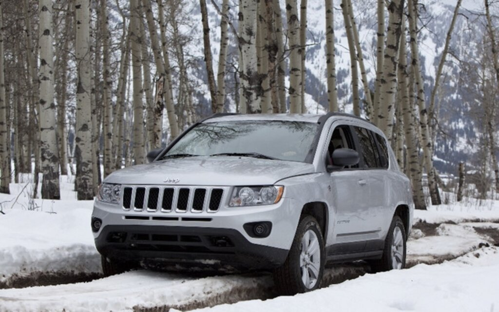 2011 Jeep Grand Cherokee >> Jeep Compass 2011- Une mini Grand Cherokee - 1/24