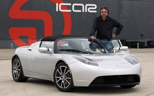 tesla roadster essai exclusif de la premi re sportive lectrique au qu bec guide auto. Black Bedroom Furniture Sets. Home Design Ideas