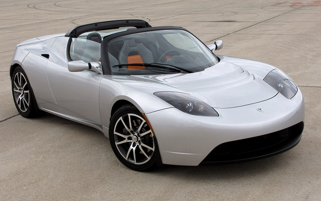 Tesla Roadster Exclusive Test Drive Of Quebec S First