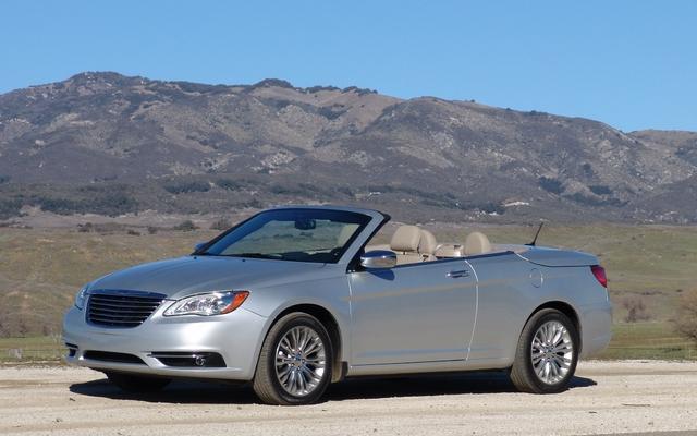 Chrysler 200 Cabriolet, Vivement L'été!