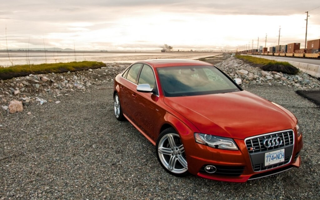 2011 Audi S4 Superlative Speed 1 7