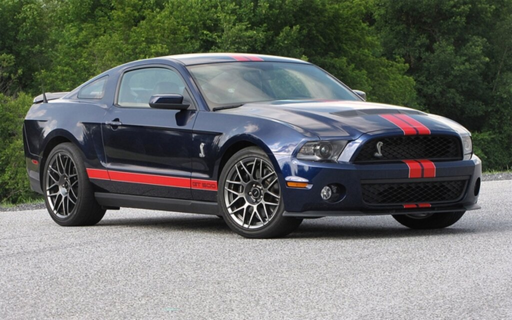 Mustang Shelby GT500: The King Of American Sports Cars