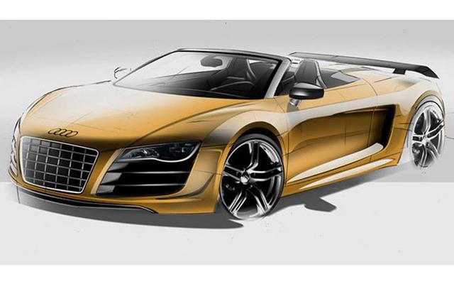 Audi R8 Gt Spyder La Version Qui S Imposait 1 4