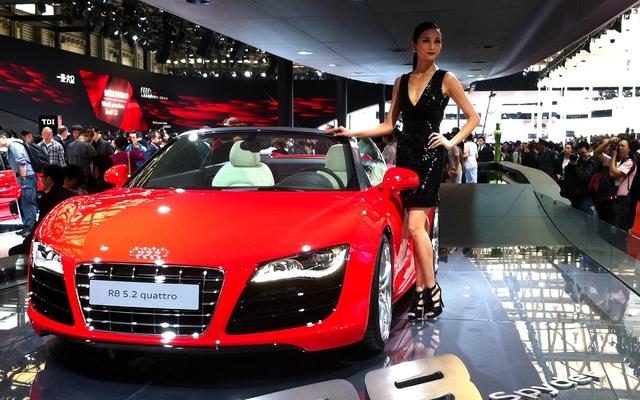 Salon De L Auto De Shanghai 2011 Plus Gros Que La Grosse
