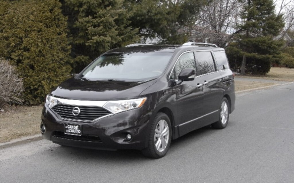 2011 nissan quest the family minivan with a peculiar look. Black Bedroom Furniture Sets. Home Design Ideas