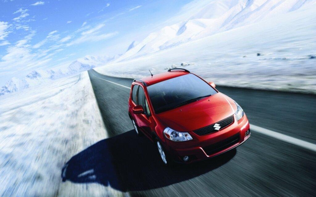 Suzuki sx 4 2011 deux mod les un seul choix guide auto for Auto choix