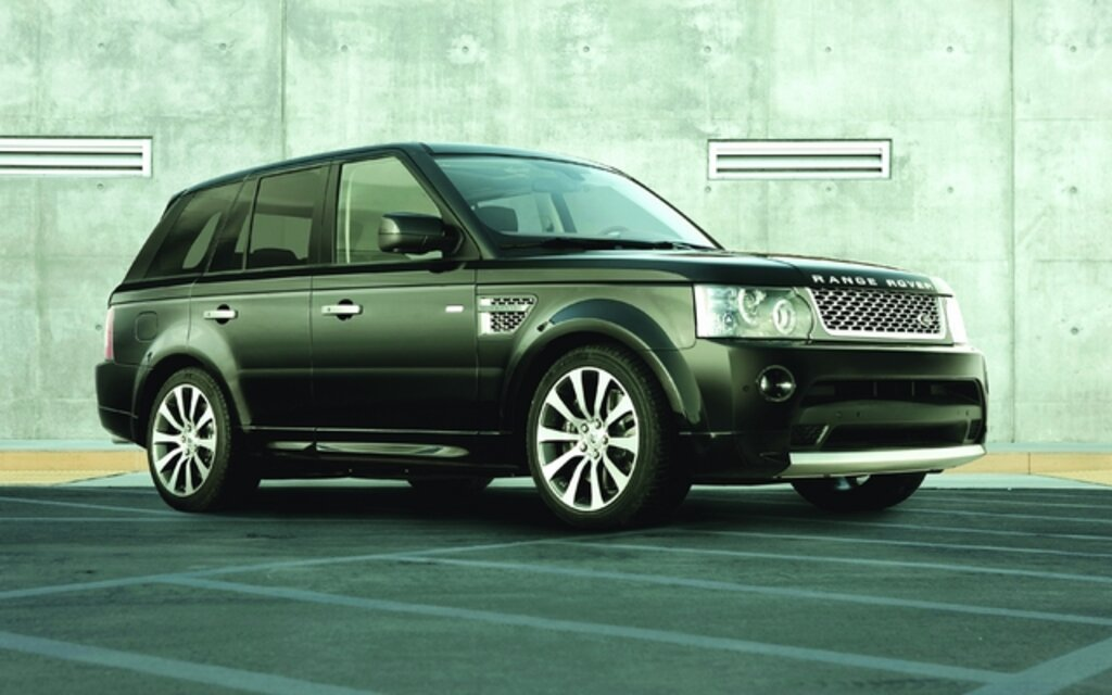land rover range rover sport 2011 pas de tataouinages. Black Bedroom Furniture Sets. Home Design Ideas