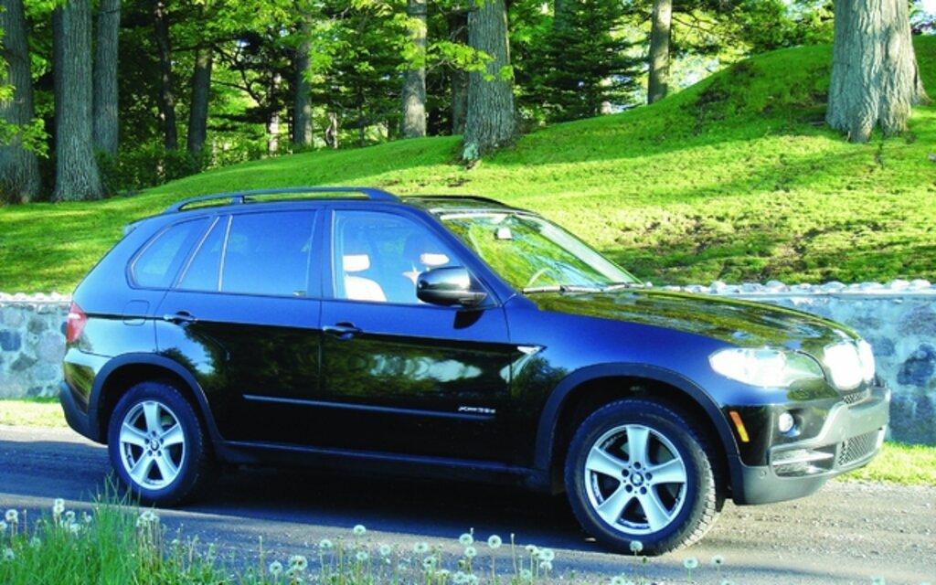 bmw x5 2011 la magie du diesel guide auto. Black Bedroom Furniture Sets. Home Design Ideas
