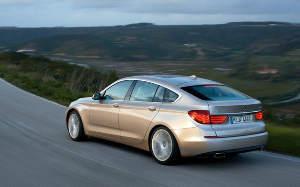 2010 BMW 535i xDrive GT: The Hunback of Bavaria! - The Car Guide