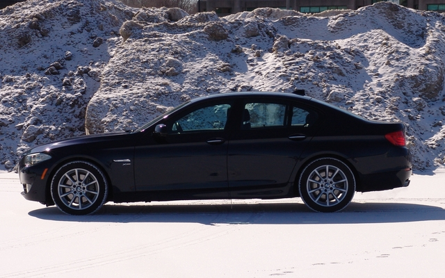 2011 BMW 550xi: If there was a Nobel Prize for cars... - 4/25