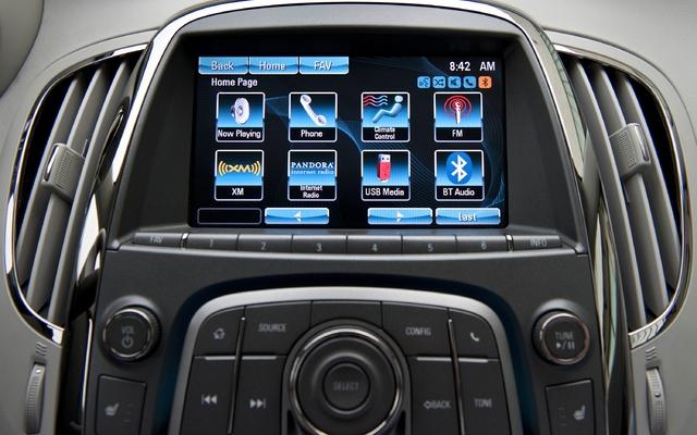 Buick LaCrosse IntelliLink