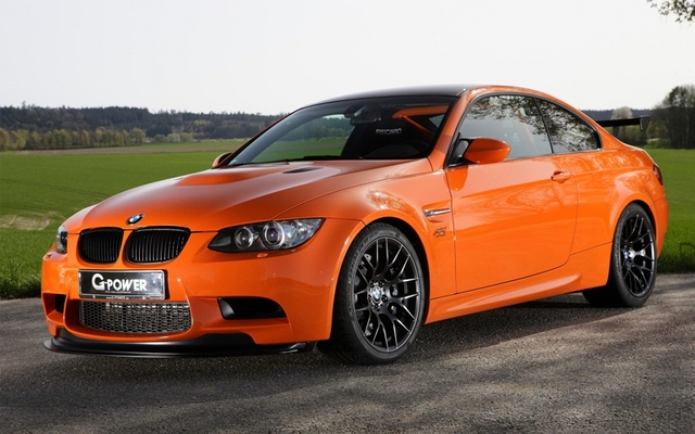 The World S Most Powerful Bmw M3 Gts G Power M3 Gts With 635 Hp V8