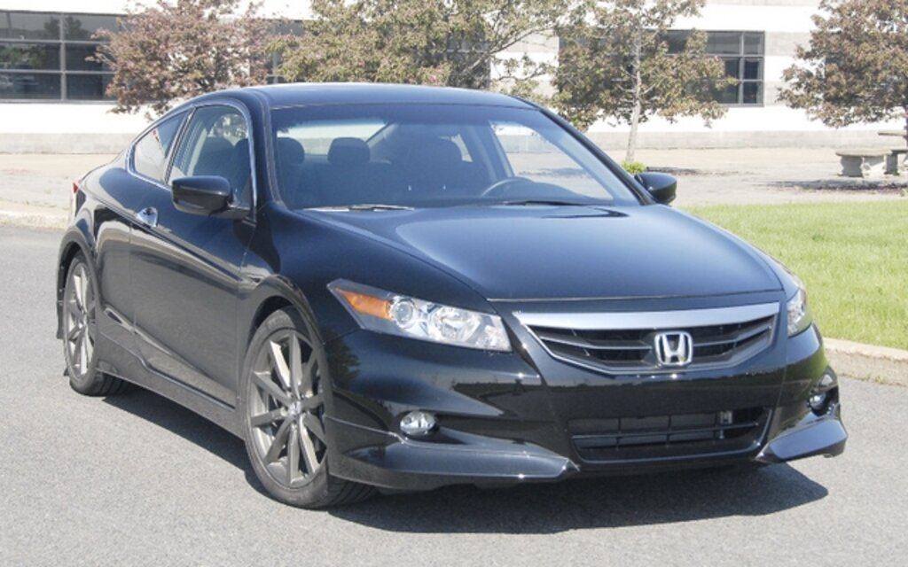 2011 Honda Accord Coupe Hfp Limited Distribution But