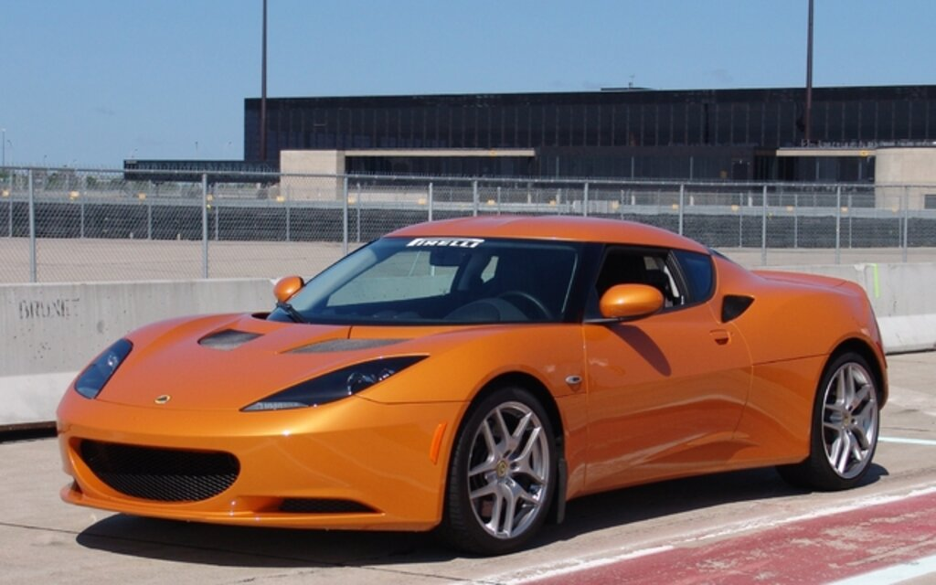2012 Lotus Evora S: It won't change you, except... - The Car Guide