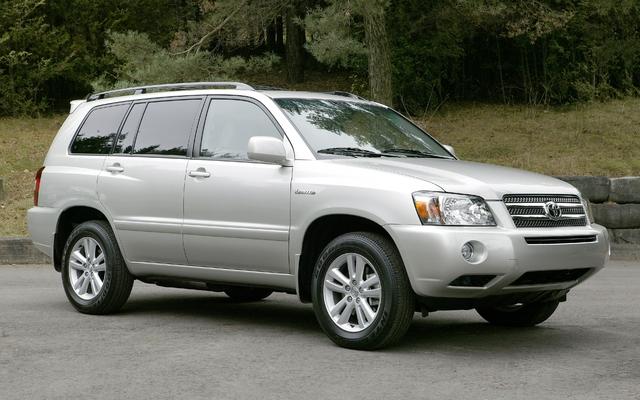 Toyota Highlander Hybride >> Toyota Highlander hybride et Lexus RX 400h 2006 et 2007 rappelés - Guide Auto