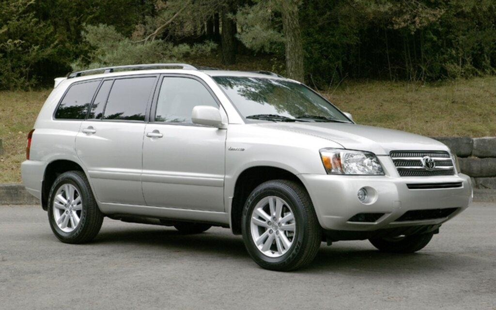 toyota highlander hybride et lexus rx 400h 2006 et 2007 rappel s guide auto. Black Bedroom Furniture Sets. Home Design Ideas
