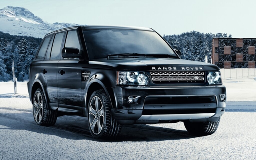 range rover sport 2012 une bo te automatique huit. Black Bedroom Furniture Sets. Home Design Ideas
