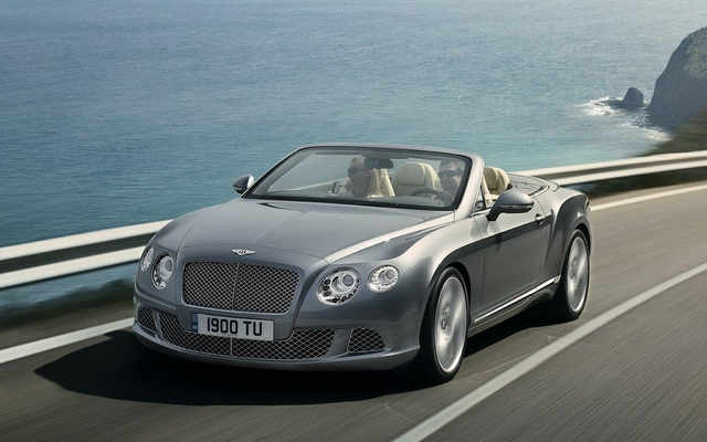 bentley continental gtc 2012 la gr ce du cabriolet guide auto. Black Bedroom Furniture Sets. Home Design Ideas