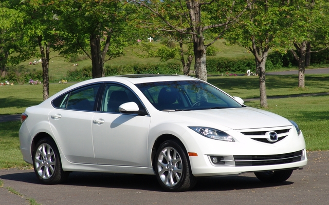 2011 Ford Fusion Vs. Mazda6: Twins, But Not Identical