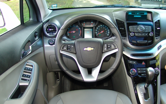 2012 Chevrolet Orlando Upgrades And Corrections 1523