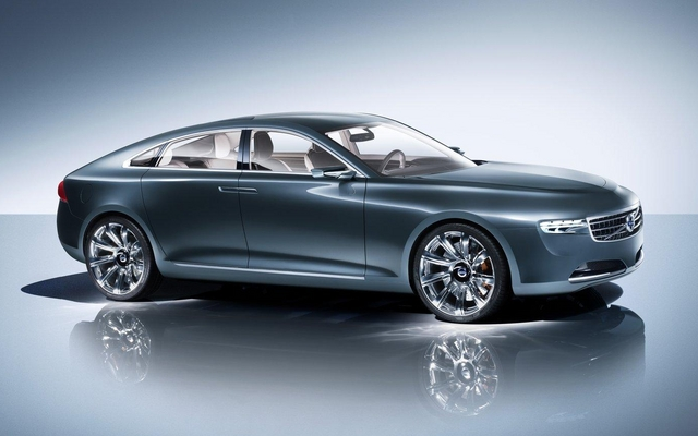 Concept You From Volvo Car Corporation Luxurious Scandinavian