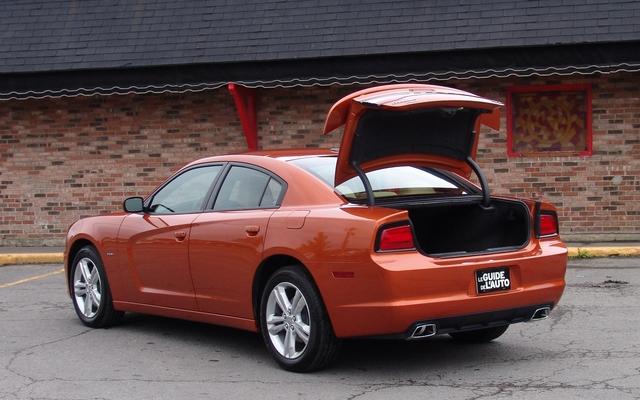 Dodge Charger 2011 Valoriser L Ado En Soi 7 20