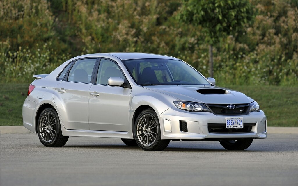 subaru impreza wrx et wrx sti 2012 d voilement des prix. Black Bedroom Furniture Sets. Home Design Ideas