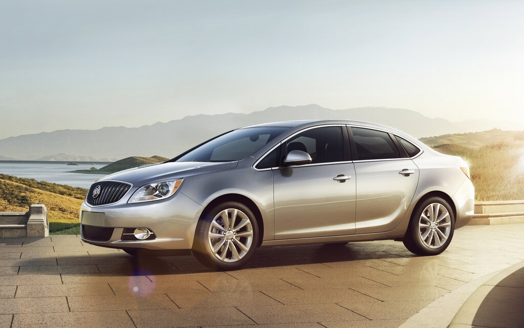 Buick Verano Takes Quiet Tuning to New Level of Refinement - The Car
