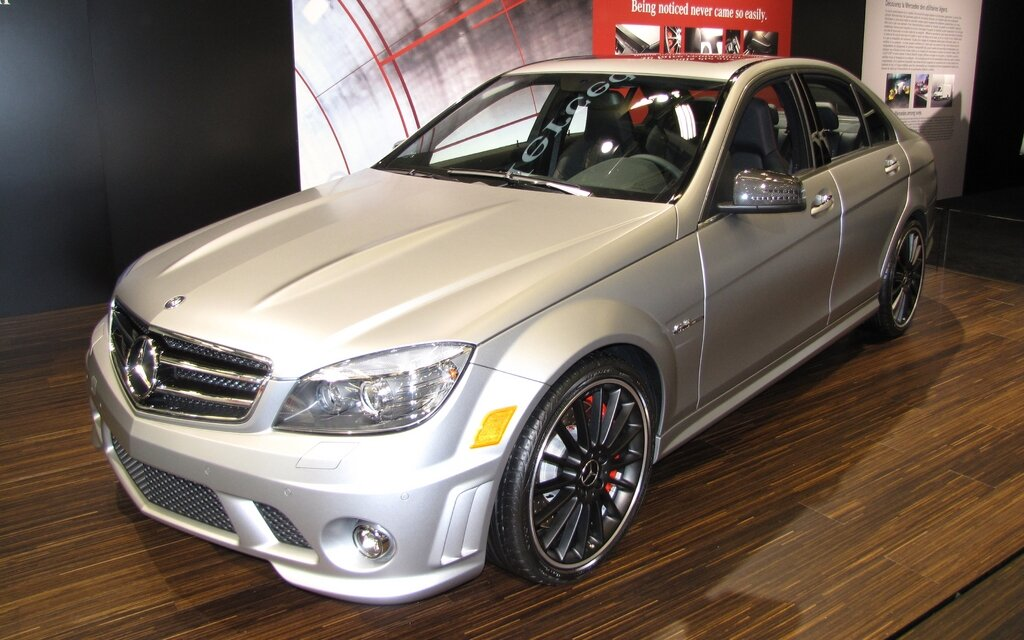 Mercedes benz c 63 amg affalterbach edition une premi re for Mercedes benz montreal