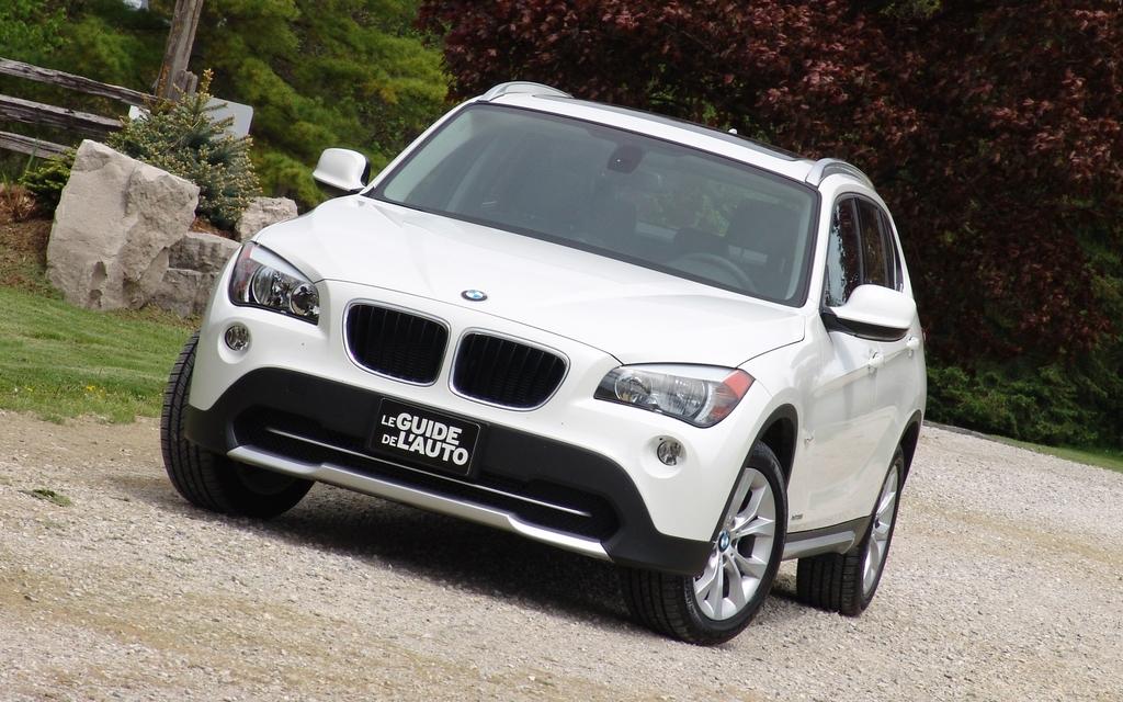 BMW X1 xDrive28i 2012