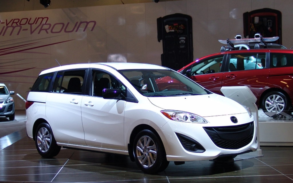Mazda5 2012