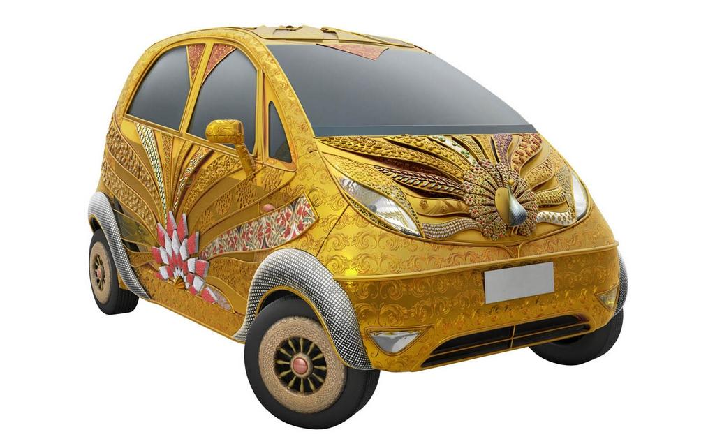 tata nano goldplus de la moins ch re la plus dispendieuse guide auto. Black Bedroom Furniture Sets. Home Design Ideas