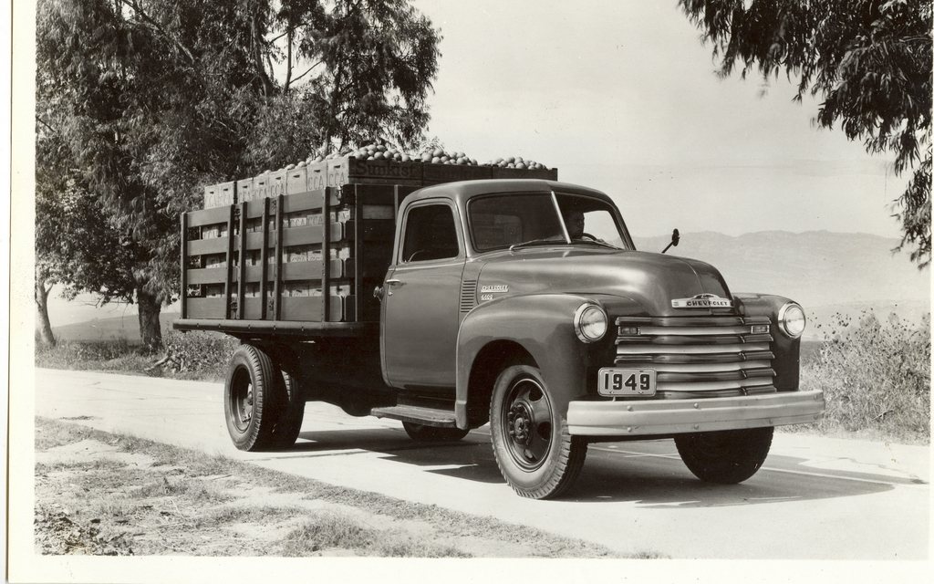 100 Years Of Chevrolet 9 50