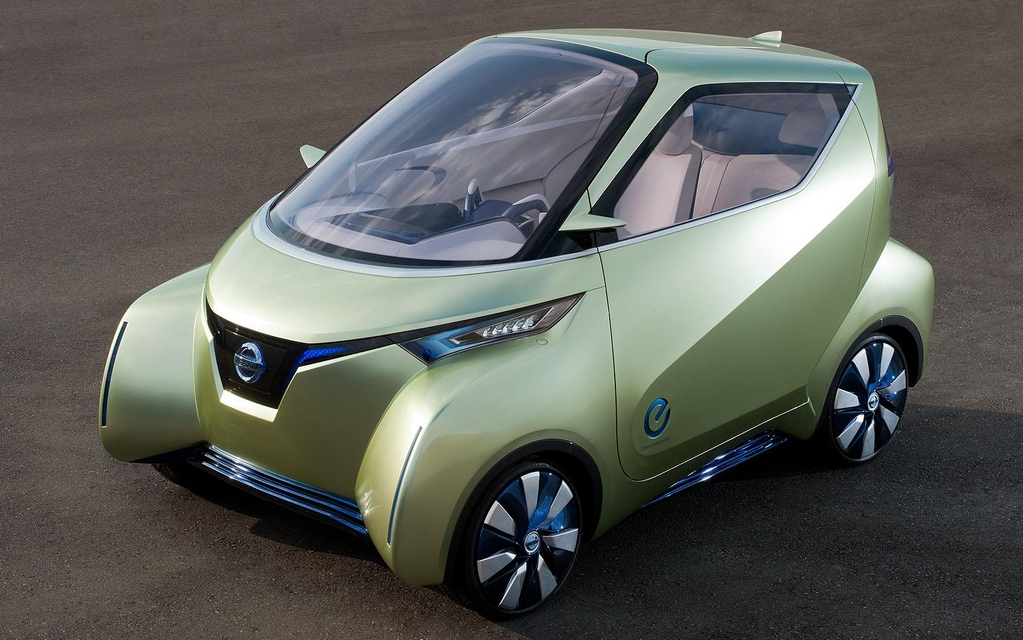 Nissan Pivo 3 Concept The Smart Urban Commuter The Car Guide