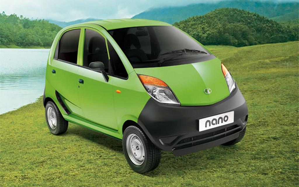 Tata Nano 2012