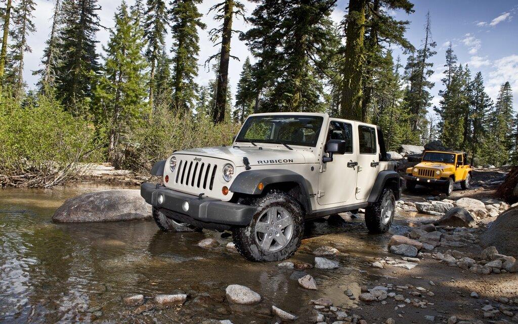 jeep wrangler 2012 du nouveau dans la m canique guide auto. Black Bedroom Furniture Sets. Home Design Ideas
