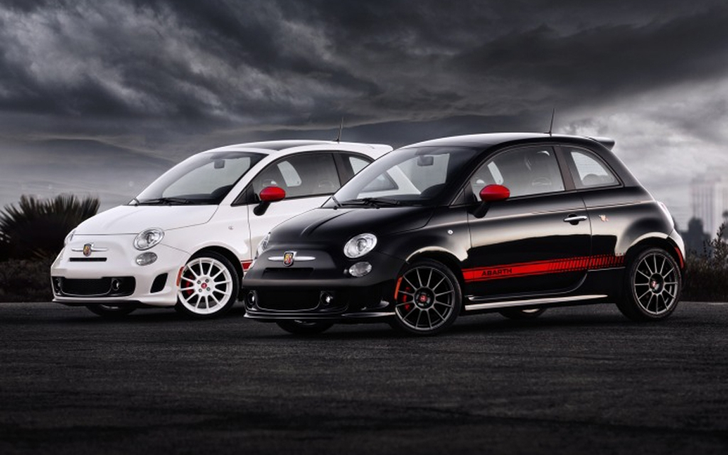 chrysler canada annonce le prix de la nouvelle fiat 500 abarth 2012 guide auto. Black Bedroom Furniture Sets. Home Design Ideas