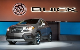 buick encore 2018 essais actualit galeries photos et. Black Bedroom Furniture Sets. Home Design Ideas