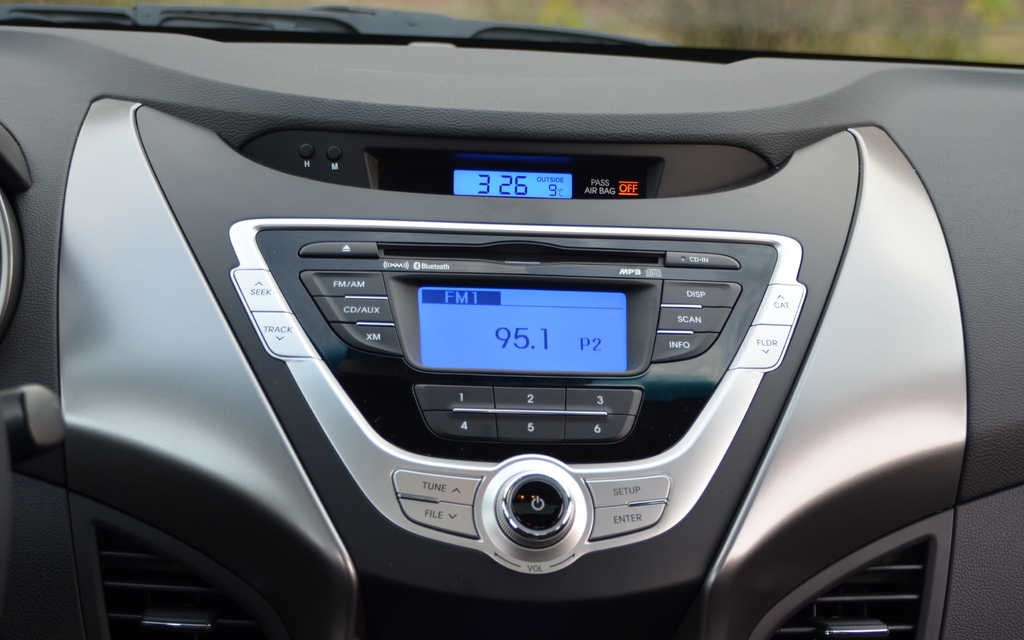 2012 Hyundai Elantra: Life After Love