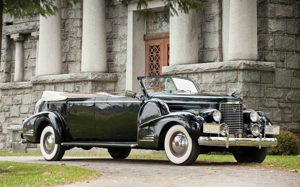 Limousine For Sale >> 1938 Cadillac Presidential Limousine for Sale - 1/9