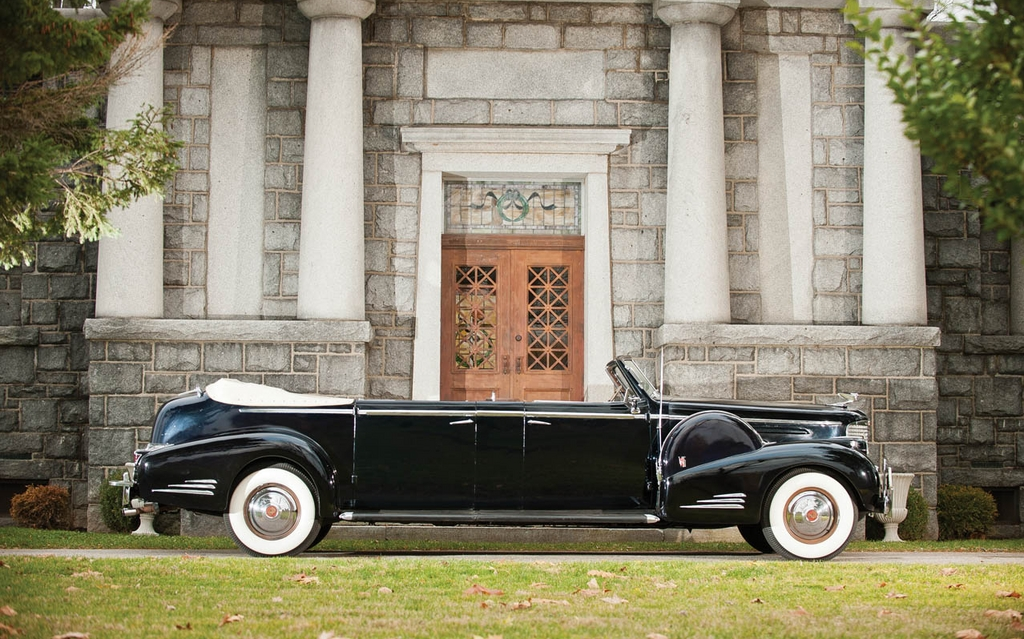 1938 Cadillac Presidential Limousine For Sale 2 9