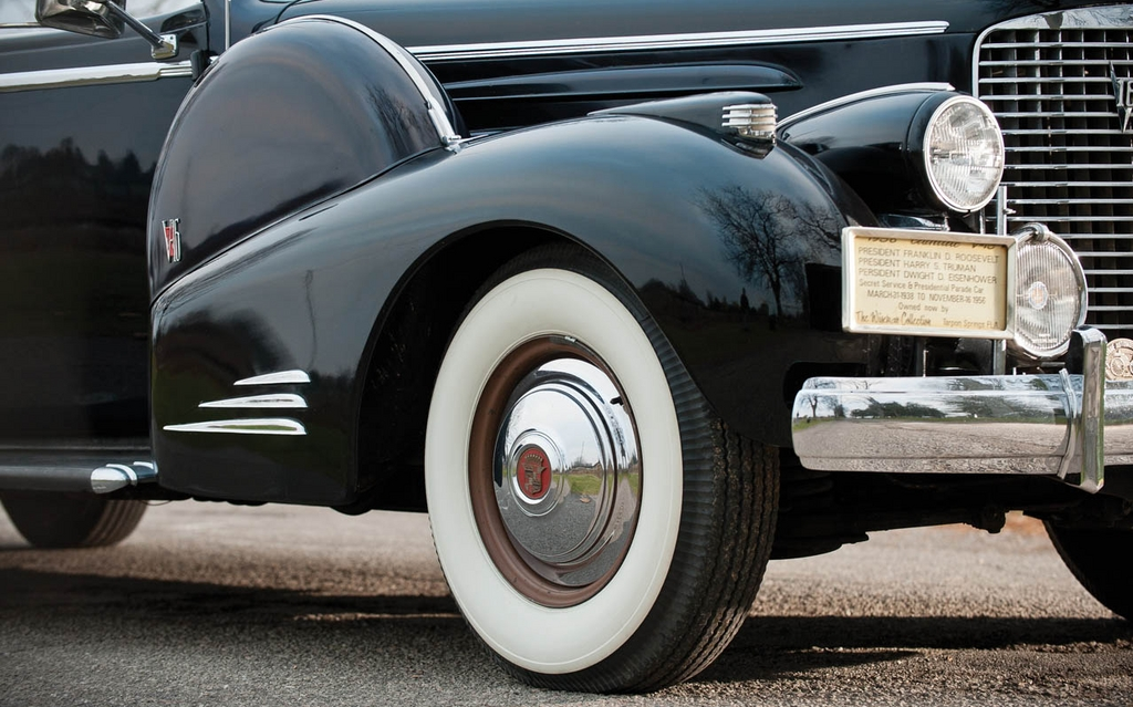 Limousine For Sale >> 1938 Cadillac Presidential Limousine for Sale - 4/9