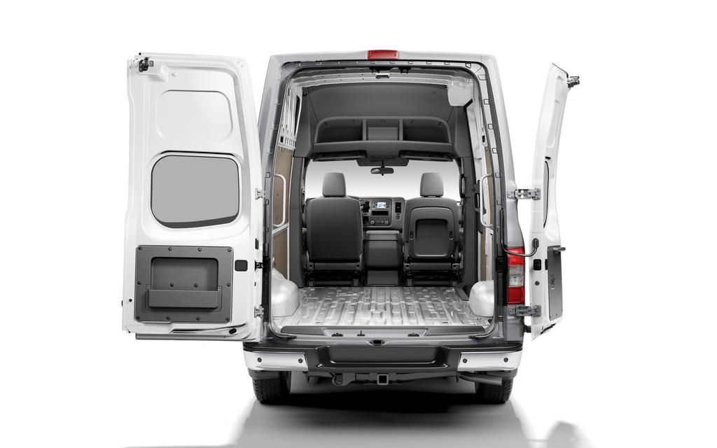 Nissan NV200 Compact