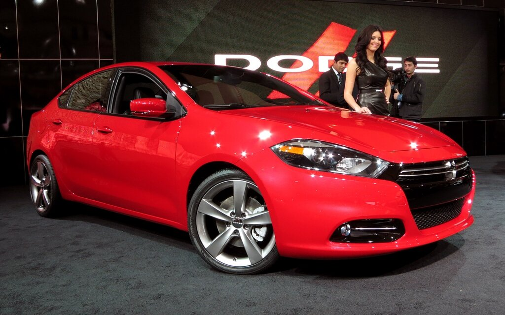 dodge dart 2013 de detroit toronto guide auto. Black Bedroom Furniture Sets. Home Design Ideas