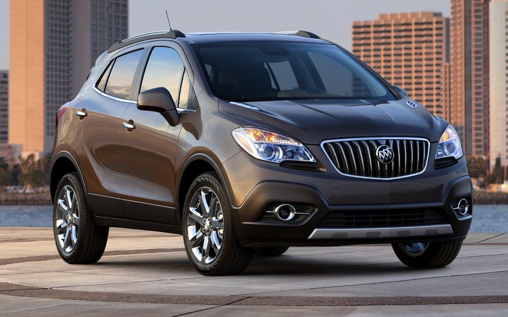 2013 buick encore takes the stage 4 5. Black Bedroom Furniture Sets. Home Design Ideas
