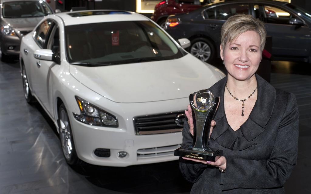 nissan remporte deux prix alg de la meilleure valeur r siduelle en 2012 guide auto. Black Bedroom Furniture Sets. Home Design Ideas