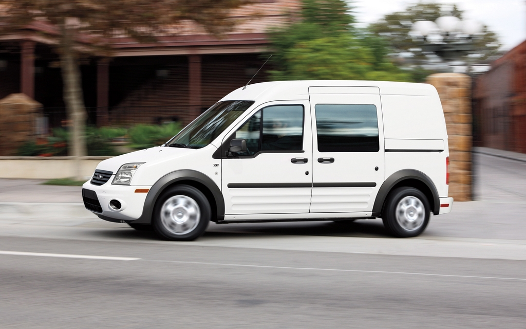 Ford Transit Connect V6 EcoBoost