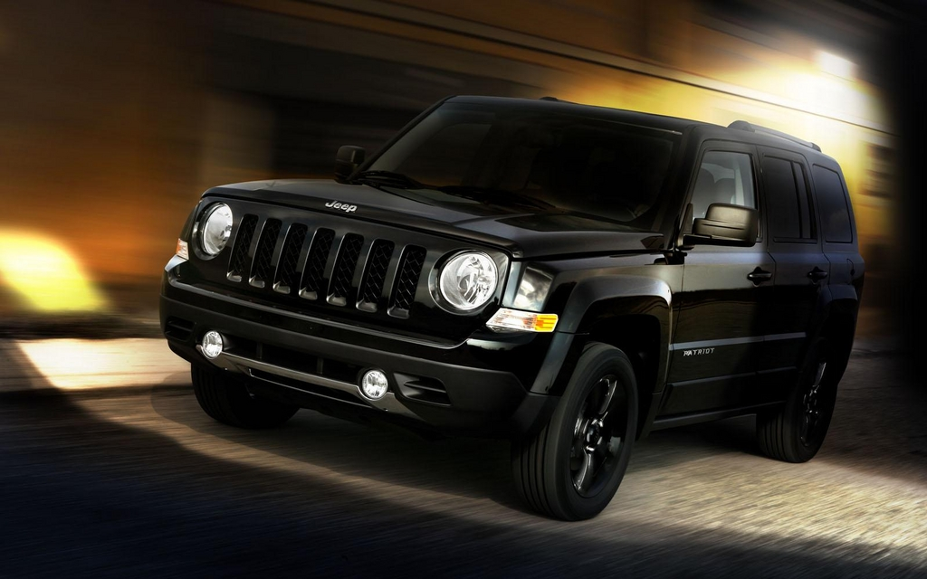 Jeep Patriot Altitude Edition