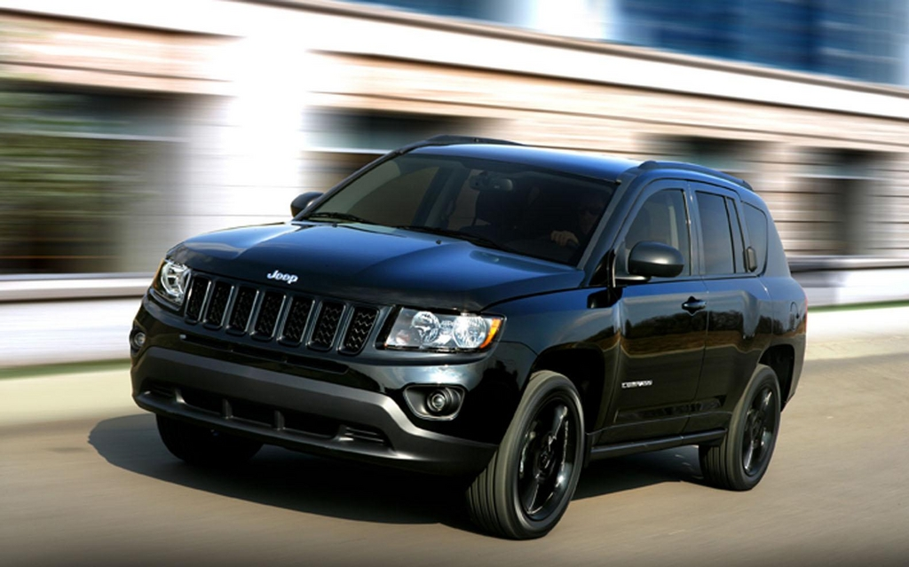 Jeep® Introduces New Limitededition 'altitude' Grand Cherokee
